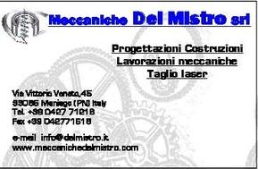 Meccaniche Del Mistro srl