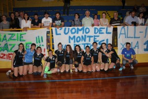 volley montereale